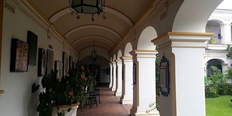 Palacio Arzobispal de San Juan del Obispo