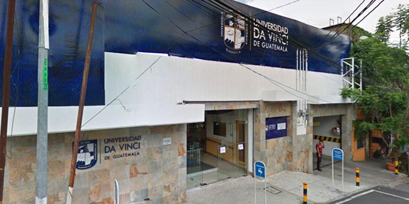 Proceso de admisión en la Universidad Da Vinci de Guatemala