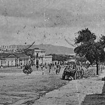 avenida bolivar antes