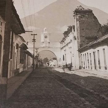 calles antigua guatemala