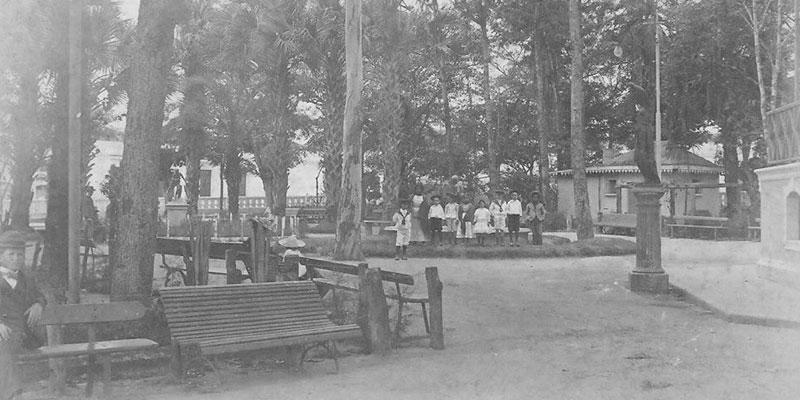 historia parque concordia guatemala