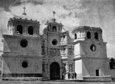iglesia ciudad vieja