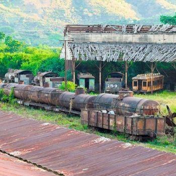 museo-ferrocarril-zacapa-vías-ferroviarias