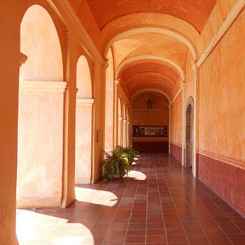 convento la merced arquitectura