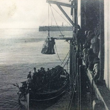 pasajeros puerto san jose