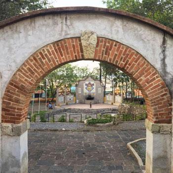 plaza cerrito del carmen