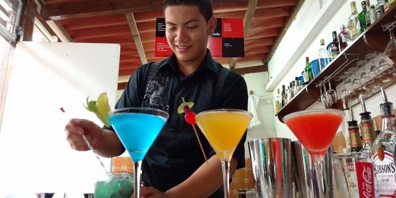 Dónde estudiar para bartender en Guatemala