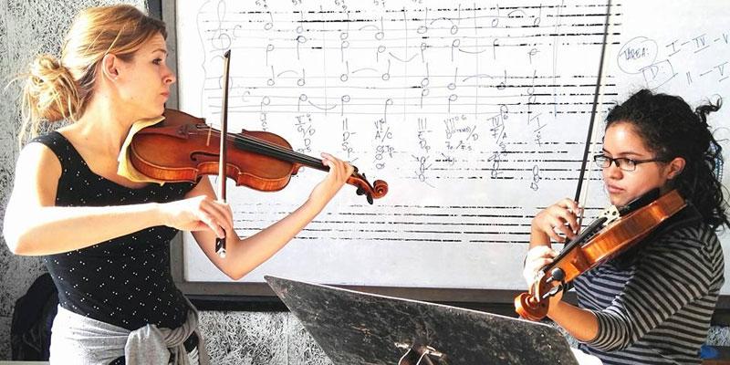 Cómo inscribirse en el Conservatorio Nacional de Música