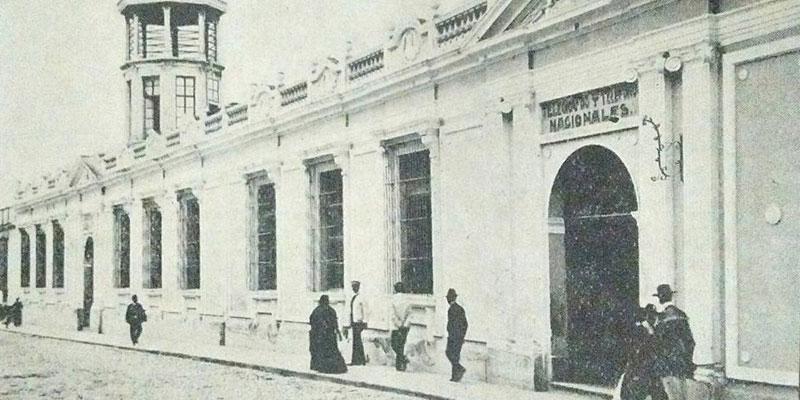 Historia del teléfono en Guatemala