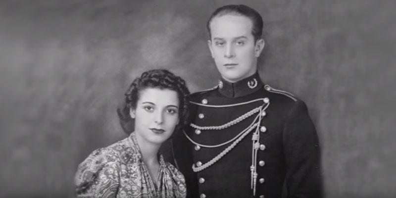 La vida de Jacobo Árbenz y María Vilanova