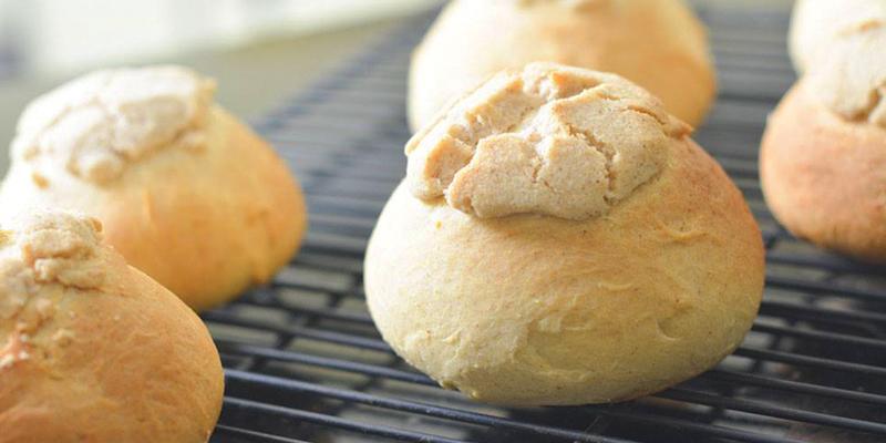 Receta para hacer pan dulce guatemalteco
