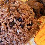 Receta para hacer rice and beans de Izabal