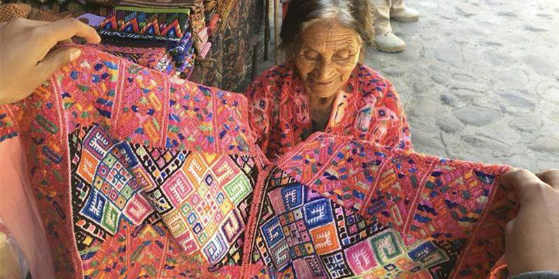 Significado del huipil en Guatemala
