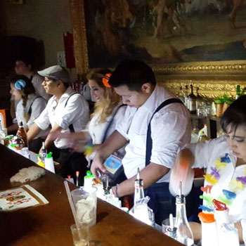 bartender las margaritas