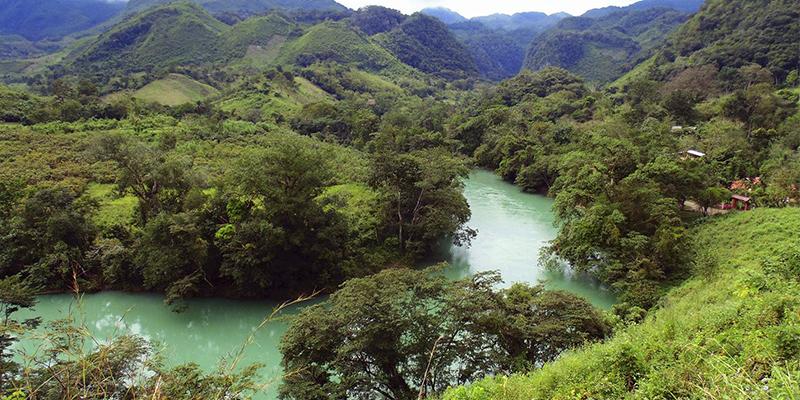 Parque Nacional Grutas de Lanquín, Alta Verapaz
