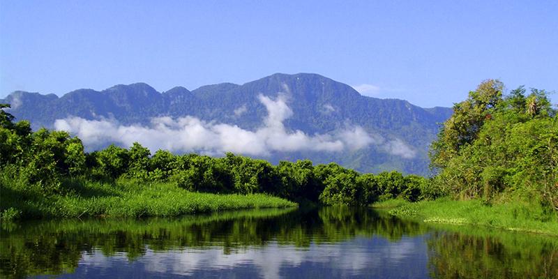 Parque Natural Bocas del Polochic, Izabal