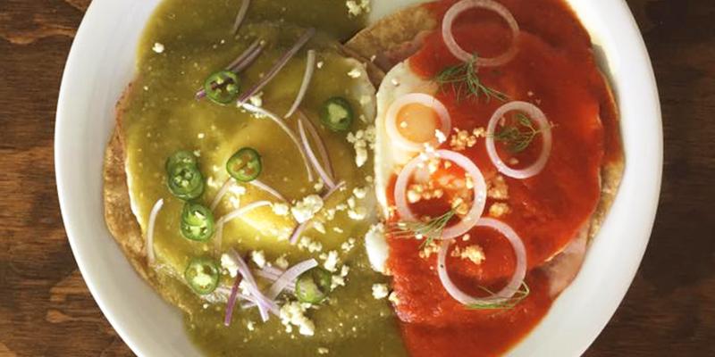 Receta de Huevos Divorciados guatemaltecos
