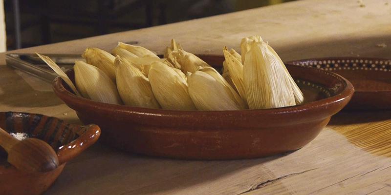 Receta de Tamales de Flor de Izote de Guatemala