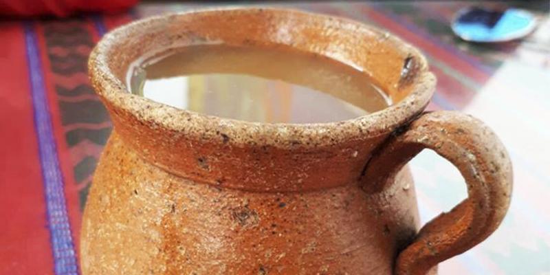 Receta para hacer atol de haba guatemalteco