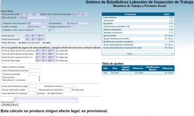¿Como calcular la indemnización en Guatemala?
