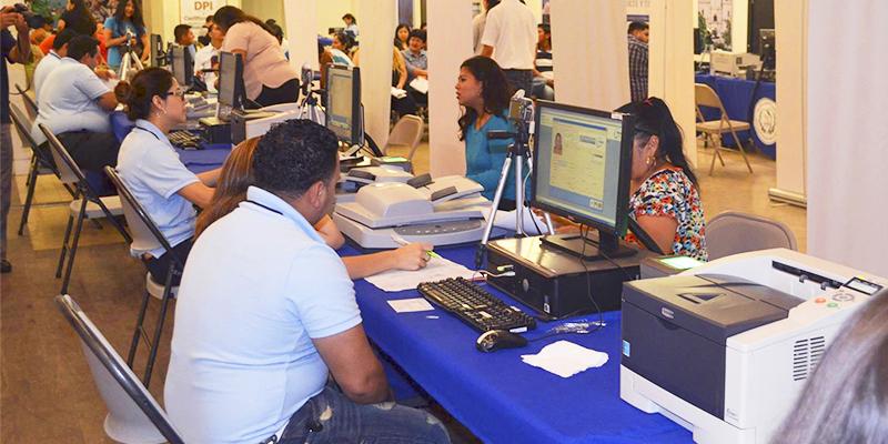 Solicitud de DPI para extranjeros domiciliados en Guatemala