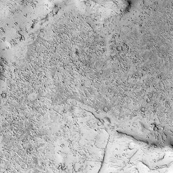 Zunil, el cráter de Marte nombrado en honor a Guatemala