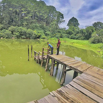 Parque Nacional Las Victorias, Alta Verapaz