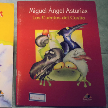 Historia de Los Cuentos de Cuyito de Miguel Ángel Asturias