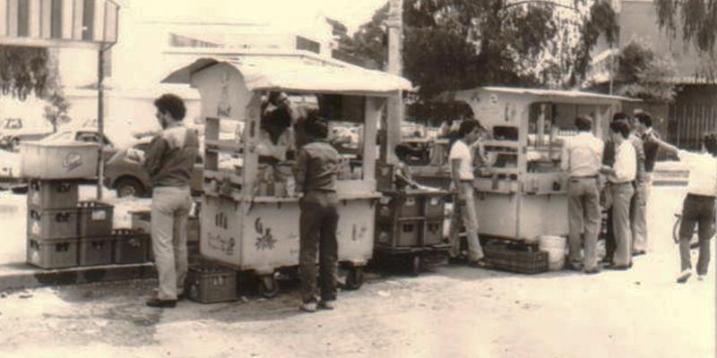 Histoira de los Shucos del Liceo en Guatemala