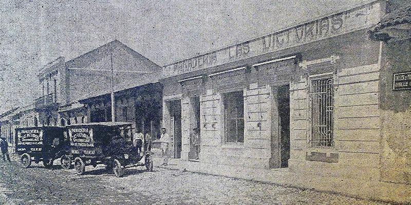 Historia de la panadería Las Victorias de Guatemala