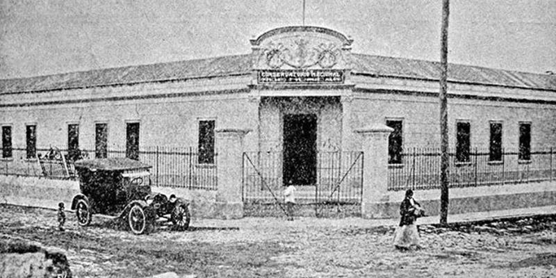Historia del Conservatorio Nacional de Música en Guatemala