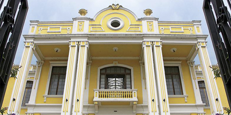 Historia del Paraninfo Universitario de Guatemala