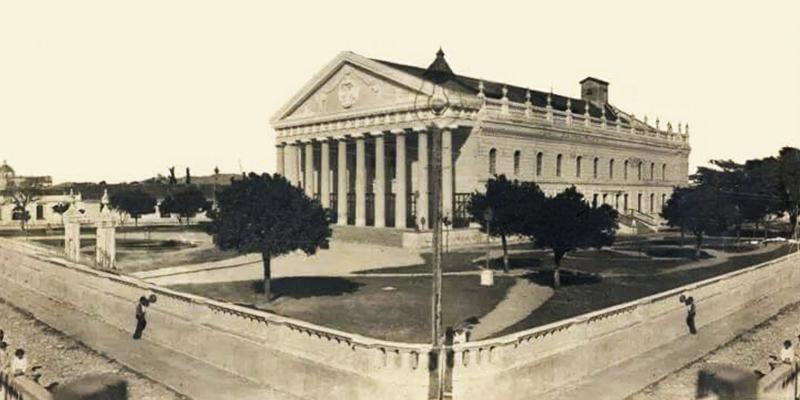Historia del parque Colón en Guatemala