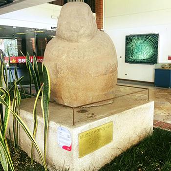 Las esculturas Barrigones en Guatemala