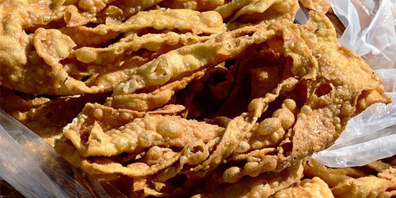 Receta para hacer corbatas con miel guatemaltecas