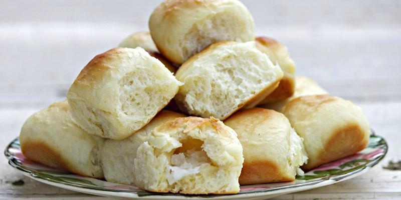 Receta para hacer pan de coco guatemalteco