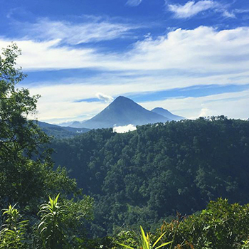 Sierra Madre en Guatemala