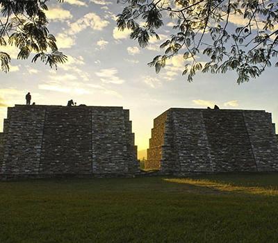 Sitio arqueológico Mixco Viejo, Chimaltenango