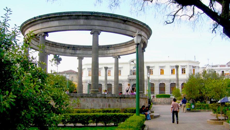 Quetzaltenango foto parque