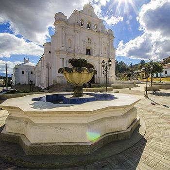 Departamentos de Guatemala y sus cabeceras