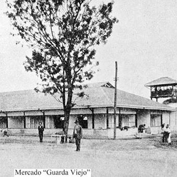 El Guarda Viejo, ciudad de Guatemala