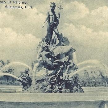 Historia de la Plaza Reina Barrios en Guatemala