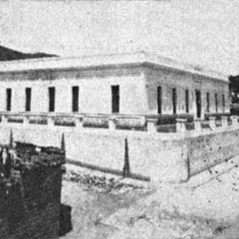 La primera escuela Normal en la ciudad de Guatemala