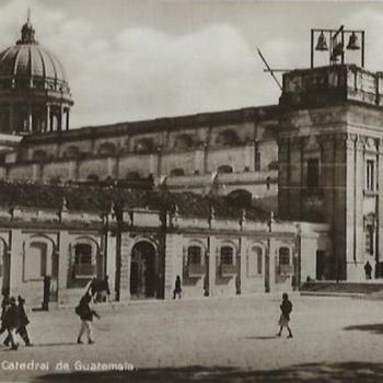 Palacio Arzobispal de la ciudad de Guatemala1
