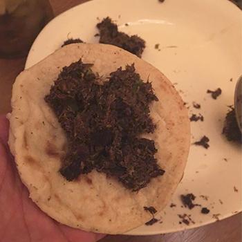 Receta de empanadas de Tziquinchée guatemaltecas
