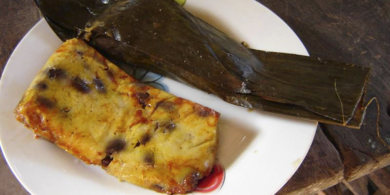 Receta de los bollitos de frijol Ixpelón guatemaltecos