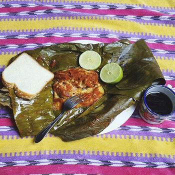 Receta para hacer tamales colorados guatemaltecos1
