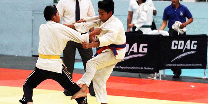 Requisitos para la Federación Nacional de Judo de Guatemala
