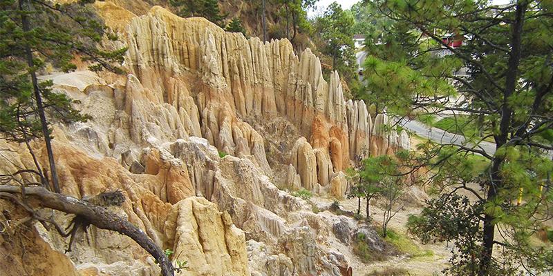 Riscos de Momostenango, Totonicapán