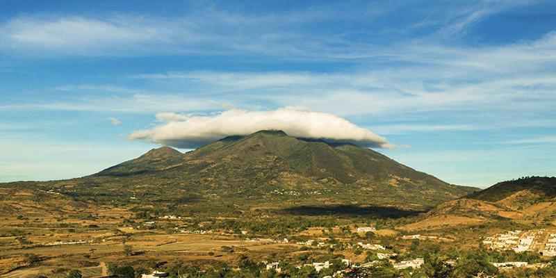 Volcán Suchitán, Jutiapa